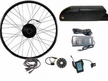 Přestavby jízdních kol na elektrokola