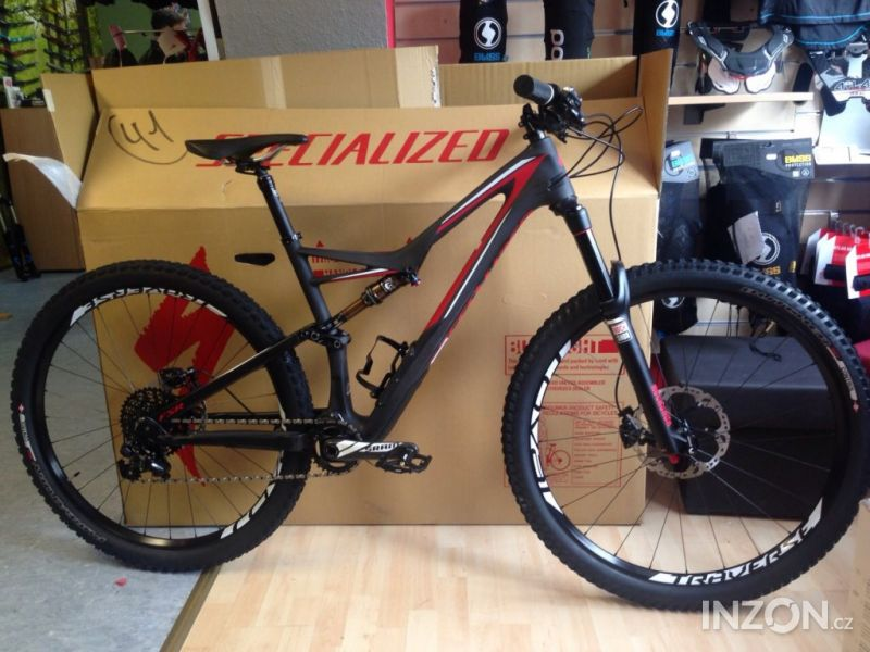 d6c97553f0 2016 SPECIALIZED S-WORKS ENDURO 29 - Celá ČR
