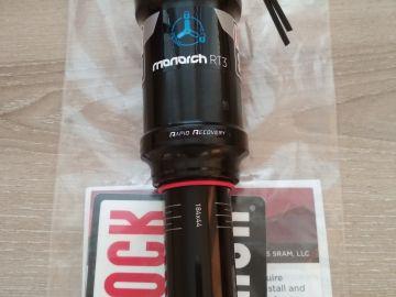 Prodám nový tlumič RS Monarch RT3 184x44
